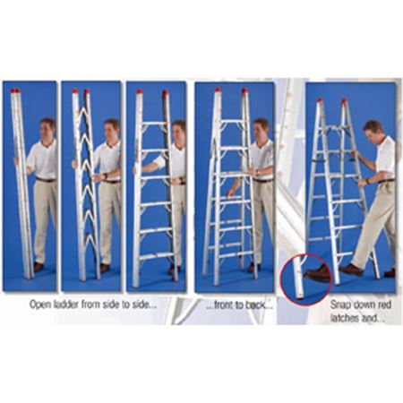 Picture for category Free-Standing Ladders