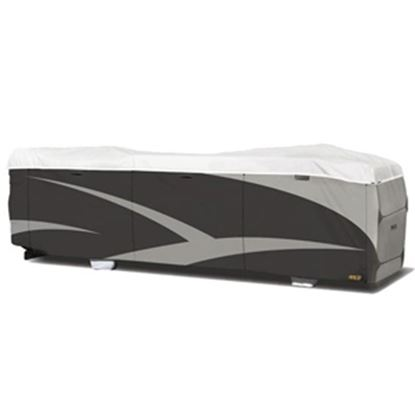 Picture of ADCO Tyvek (R) Plus Gray Polypropylene Cover For 34'-37' Class A Motorhomes 34826 01-0125