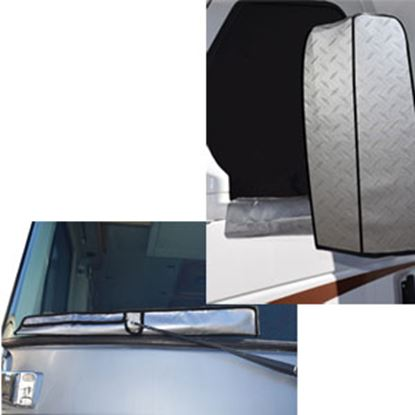Picture of ADCO  Mirror & Wiper Blade Cover Set 2378 01-0159