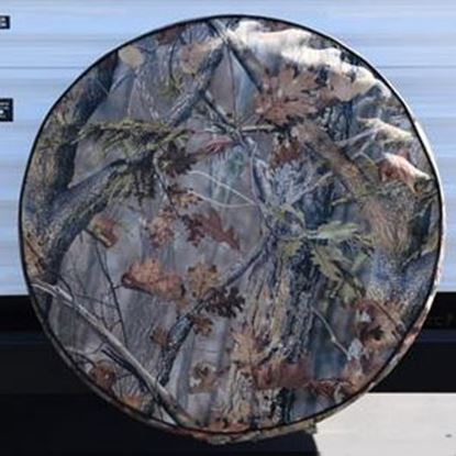 """Picture of ADCO  Camo 24"""" Size-N Spare Tire Cover 8759 01-0214"""