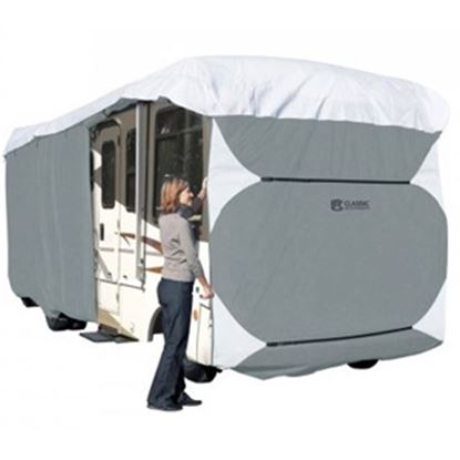 Picture of Classic Accessories PolyPRO (TM) 3 Polyester Water Resistant RV Cover For 28-30' Class A Motorhomes 80-335-173101-RT 01-0833