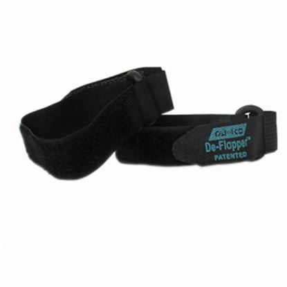 "Picture of Camco De-Flapper 2-Pack 1"" W x 13"" L Awning Fabric Clamp Strap 42083 01-0941"