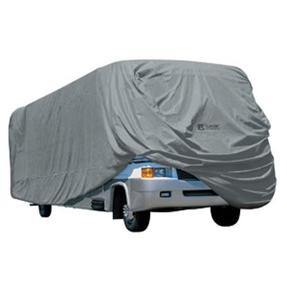 Picture of Classic Accessories PolyPRO (TM) 1 Poly Water Repellent RV Cover For 37-40' Class A Motorhomes 80-165-201001-00 01-3706