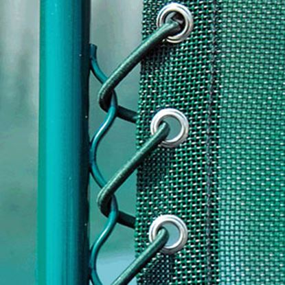 Picture of Faulkner  4-Set Green Chair Lace Cord 48532 03-0620