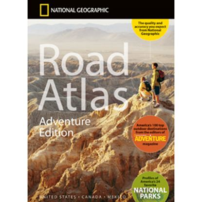"Picture of National Geographic  144 Pages 15""H x 11""W North American Road Atlas By National Geographic RD00620166 03-1001"