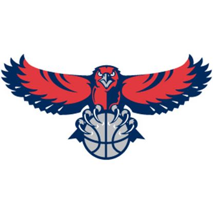 Picture of PowerDecal NBA (R) Series Atlanta Hawks Powerdecal PWR76001 03-1551