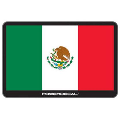 Picture of PowerDecal  Mexico Powerdecal PWRMEXICO 03-1643