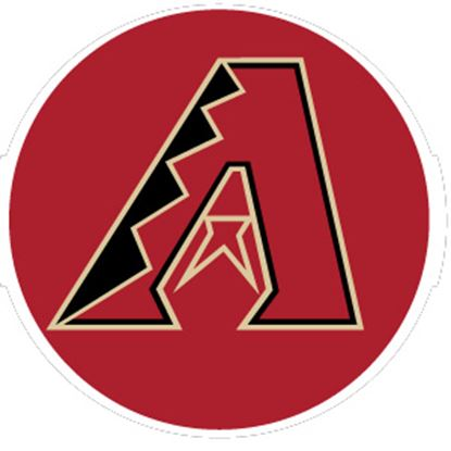 Picture of PowerDecal MLB (R) Series AZ Diamondbacks Powerdecal PWR6701 03-1747