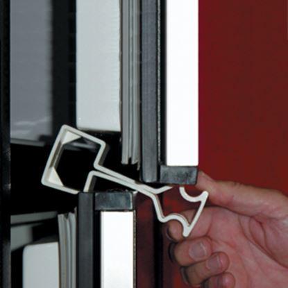 Picture of Adjust-a-Brush  Refrigerator Door Storage Latch PROD402 03-3531