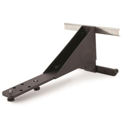 Picture of Camco  Barbeque Grill Rail w/ Mounting Hardware 58090 06-0106