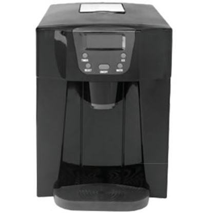 Picture of Contoure  Black 110V Ice Machine RV-225-BLACK 07-0308