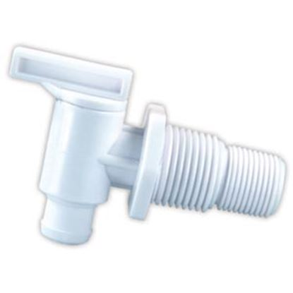 Picture of JR Products  Dual Threaded Drain Valve w/o Flange 03175 10-0455