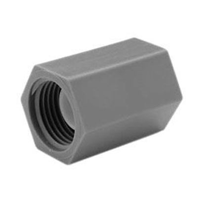 "Picture of Lasalle Bristol QEST 3/4"" FPT Straight Fresh Water Coupler Fitting 64QC44F 10-0585"
