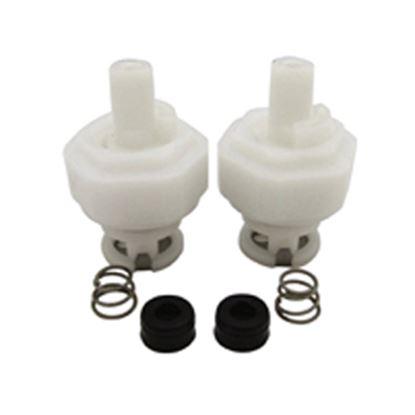 Picture of Dura Faucet  1/4 Turn H&C Faucet Stem & Bonnet for Dura Faucet DF-RK400 10-9015