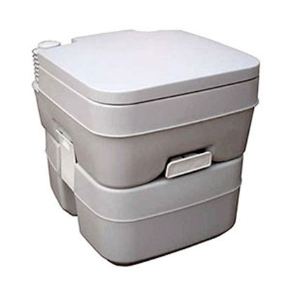 Picture of Heng's  5 Gal Portable Toilet 2202 11-0539