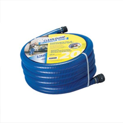 Picture of Clean Dump  20'L Blue Waste Water Hose CDH-20 11-0667