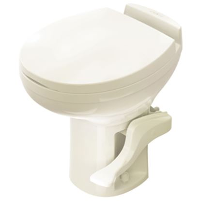 Picture of Thetford Aqua Magic (R) Residence Aqua Magic Residence Bone High Profile Permanent Toilet 42171 12-0282