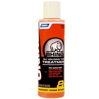 Picture of Camco RhinoFLEX (TM) 16 Oz Bottle Holding Tank Treatment w/Deodorant 41512 13-0075