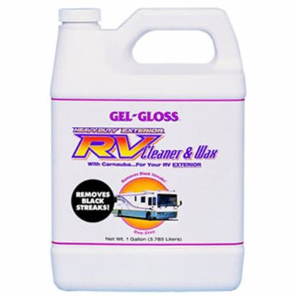 Picture of Gel-Gloss  1 Gallon Car Wash & Wax CW-128 13-0412