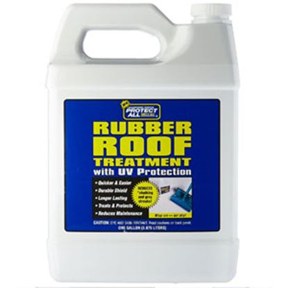 Picture of Protect All  1 Gal Jug Rubber Roof Protectant 68128 13-0438