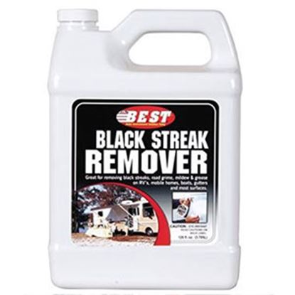 Picture of BEST Products  1 Gallon Black Streak Remover 50128 13-0486