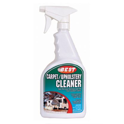 Picture of BEST Products  32 Ounce Upholstery Cleaner/Spot Remover Carpet Cleaner 70032 13-0495