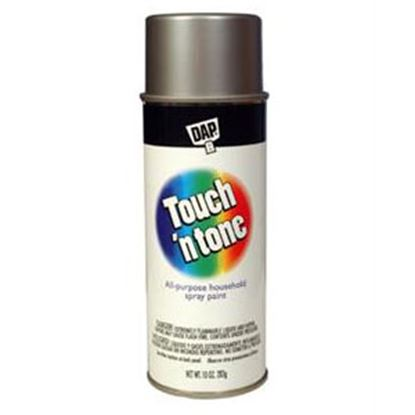 Picture of DAP Touch N Tone 10Oz Aluminum Spray Can Paint 003-55273 13-0528