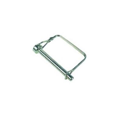 "Picture of JR Products  1/4"" x 1-3/4"" Safety Lock Pin 01221 14-1545"