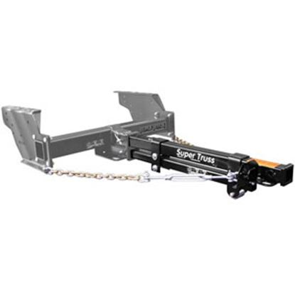 """Picture of Torklift SuperHitch 21"""" Hitch Receiver Extension for SuperHItch Series E1521 14-2020"""