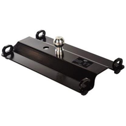 Picture of PullRite ISR Series 25K Adjustable Gooseneck Hitch 2111 14-3079
