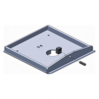 Picture of PullRite QuickConnect Capture Plate SuperGlide QuickConnect 331757 14-3311
