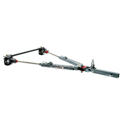 "Picture of Roadmaster BlackHawk 2 (TM) Class IV 10000LB 2"" Receiver Mount Adjustable Arms Steel Tow Bar 422 14-6289"