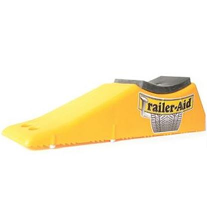 Picture of Camco  15,000 lb Polymer Trailer Tire Change Ramp 23 15-0458