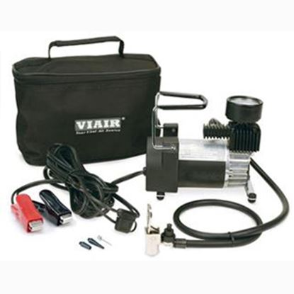 Picture of Viair  120 PSI Dual Battery Clamp Portable Air Compressor 00093 15-0536