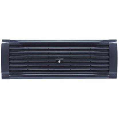 Picture of Custom Flow Tailgates Elite(TM) Lockable Steel Straight Louvered Flo Thru Tailgate for 1997-2009 Ford R-EL28 15-1154