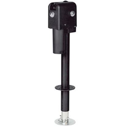 Picture of Suspension Pro  3000 Lb A-Frame Round ACME Screw Trailer Jack 81200 15-1466