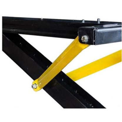Picture of Kwikee  Steel Bolt-On Trailer Stabilizer Jack Stand Lock Arm 1134122 15-1821