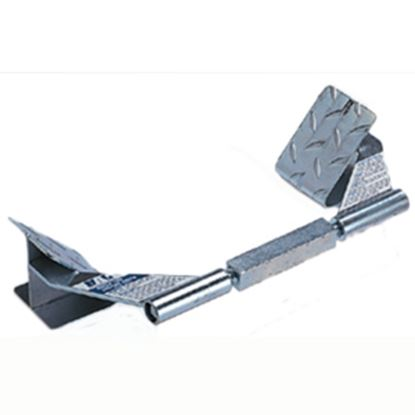Picture of BAL  Silver Wheel Chock 28020 17-0276