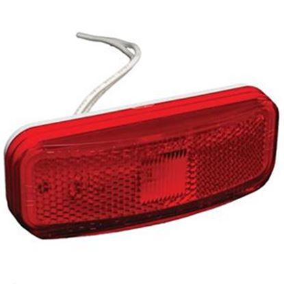 Picture of RV Designer  Red Winnebago Style Clearance Light E385 18-0414