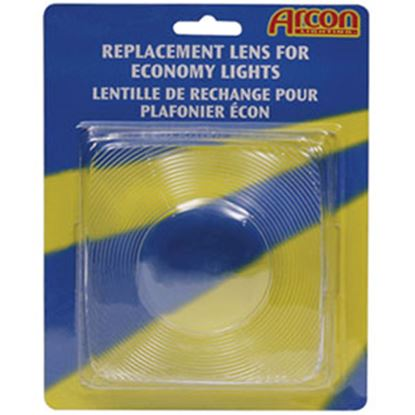 Picture of Arcon  Optic Dome Light Lens for Arcon Economy 11826 18-0506