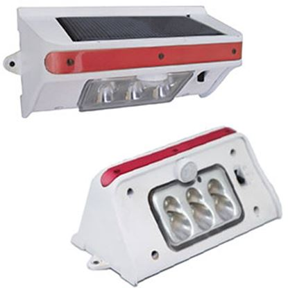 "Picture of Tri-Lynx  Single 4.87""Lx2-1/2""Wx2-1/4""H White LED Light w/ Switch 00028 18-0857"