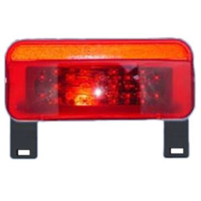 Picture of Command  LED Tail Light Assembly w/Bracket 003-81LBM1 18-0926