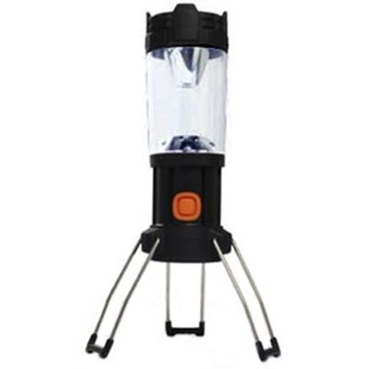 Picture of Camco  Black Plastic 120L Multifunctional LED Lantern 51378 18-1143