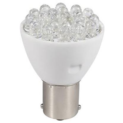 Picture of Green LongLife  1139/1156 Style Natural White LED Reading Light Bulb 1010505 18-1631