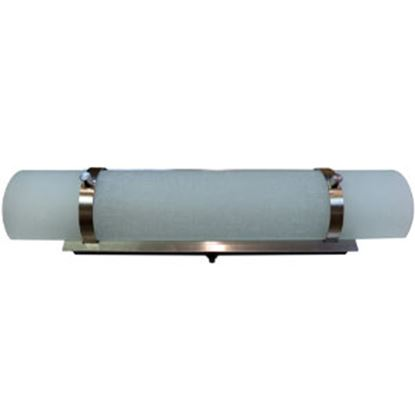 "Picture of ITC Auburn (TM) 10"" Brushed Nickel LED Vanity Mirror Light 59460-U538J0005-D 18-7644"