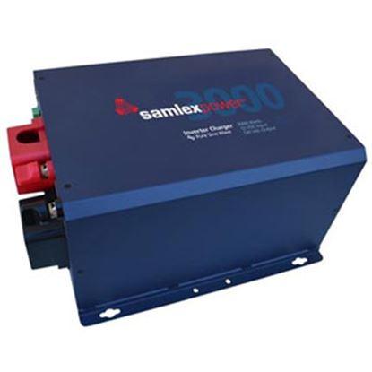 Picture of Samlex Solar Evolution (TM) 3000W 25A Inverter EVO-3012 19-3073
