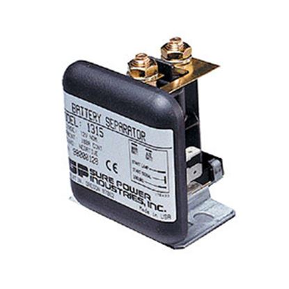 Picture of Bussman SurePower (TM) 100A Bi-directional Battery Isolator Solenoid RB-BS-1315 19-3128