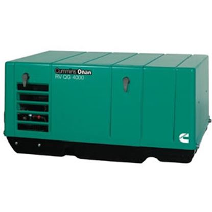 Picture of Cummins Onan Quiet Gasoline (TM) 4000W Gasoline CARB Compliant Generator 4.0KYFA-6747 19-3221