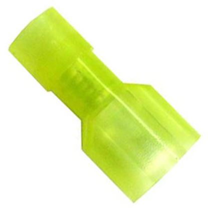 """Picture of Battery Doctor  100-Pack 12-10 Ga 1/4"""" Fully Insulated Male QD Terminal 80258 19-3620"""