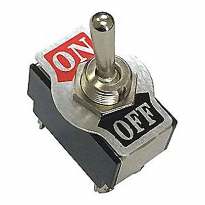 Picture of Battery Doctor  12V/ 20A Toggle Switch 20511 19-3674